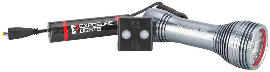 Exposure Lights Diablo SYNC Mk2 Pack Rechargeable Headlight