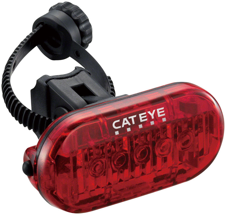 CatEye Omni 5 Taillight: Black