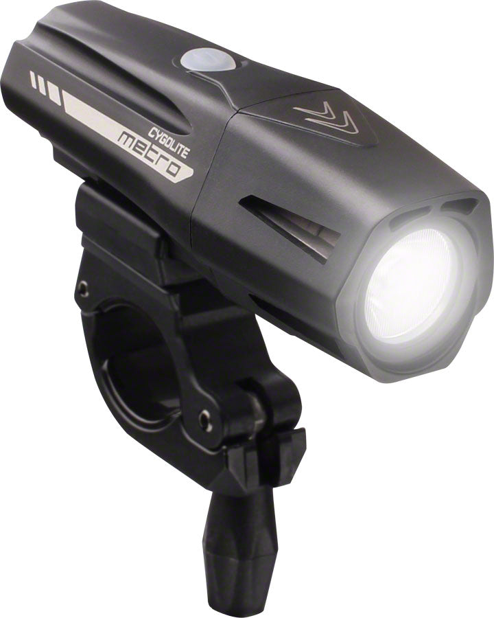 Cygolite Metro Pro 1100 Headlight MPN: MTR-1100-USB UPC: 745025060041 Headlight, Rechargeable Metro Pro