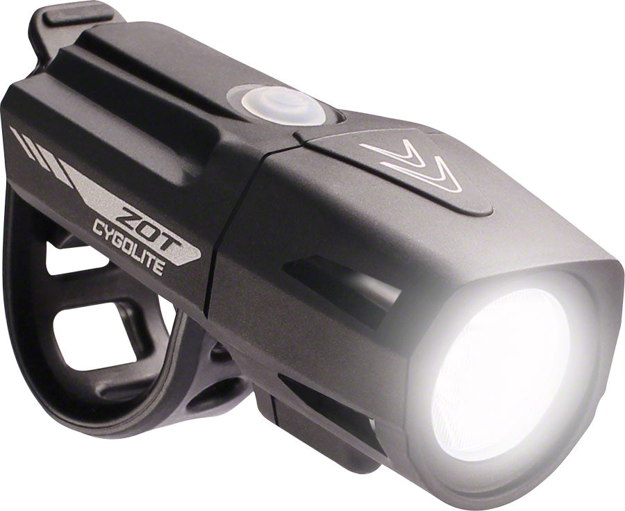 Cygolite Zot 450 Rechargeable Headlight MPN: ZOT-450-USB UPC: 745025075069 Headlight, Rechargeable Zot