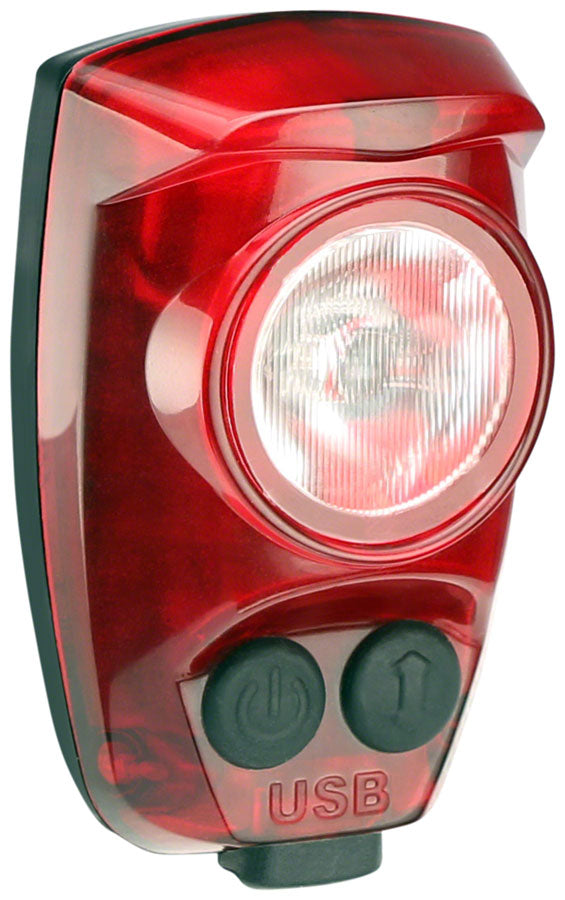 Cygolite Hotshot Pro 200 USB Rechargeable Tail Light