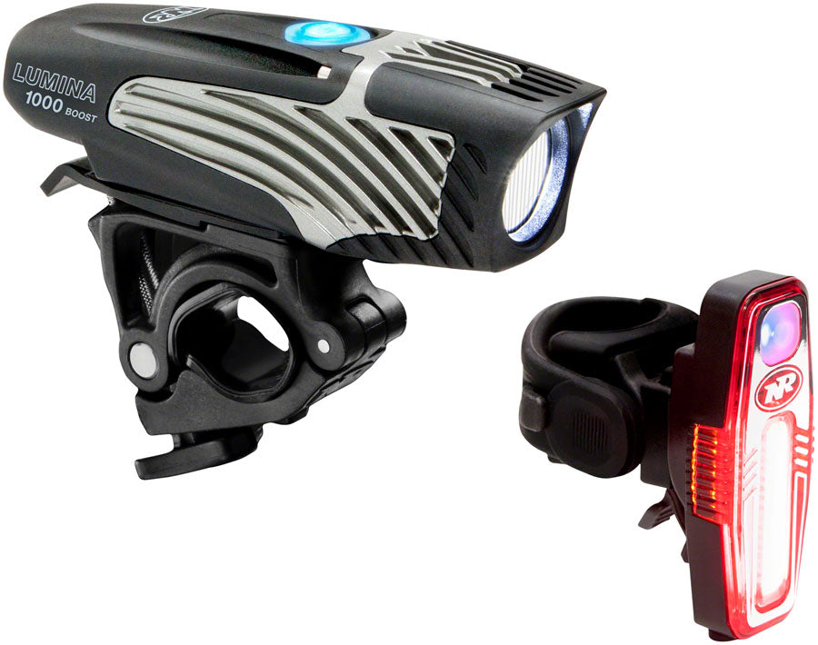 NiteRider Lumina 1000 Boost and Sabre 110 Headlight and Taillight Set