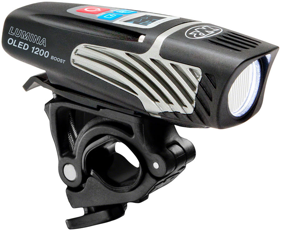 NiteRider Lumina OLED 1200 Boost Headlight MPN: 6780 UPC: 702699067806 Headlight, Rechargeable Lumina OLED Boost