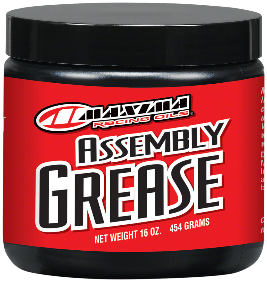 Maxima Racing Oils Assembly Grease 16 oz Tub