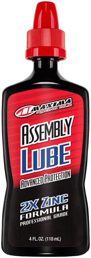 Maxima Racing Oils Assembly Lube 4 fl oz, Drip