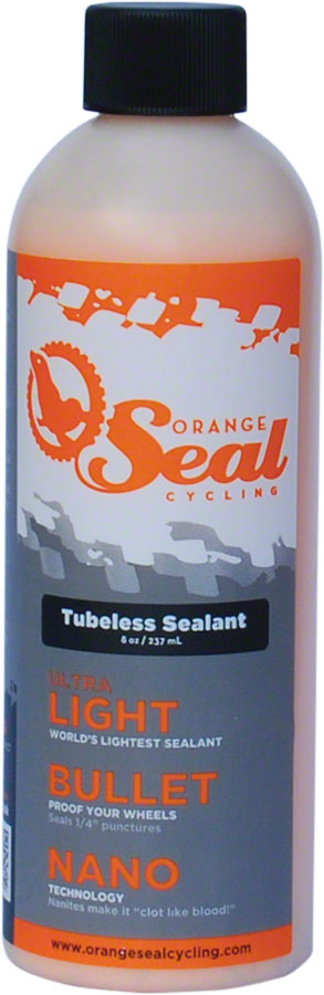 Orange Seal Tubeless Tire Sealant Refill - 8oz