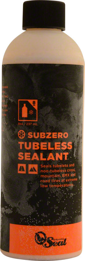 Orange Seal Subzero Tubeless Tire Sealant Refill - 16oz - Tubeless Sealant - Subzero Tubeless Tire Sealant