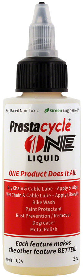 Prestacycle One Liquid, 2 fl oz