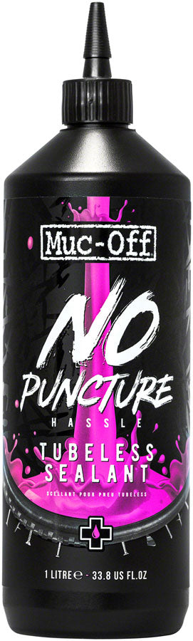 Muc-Off No Puncture Tubeless Tire Sealant - 1L MPN: 822 Tubeless Sealant No Puncture Tubeless Tire Sealant