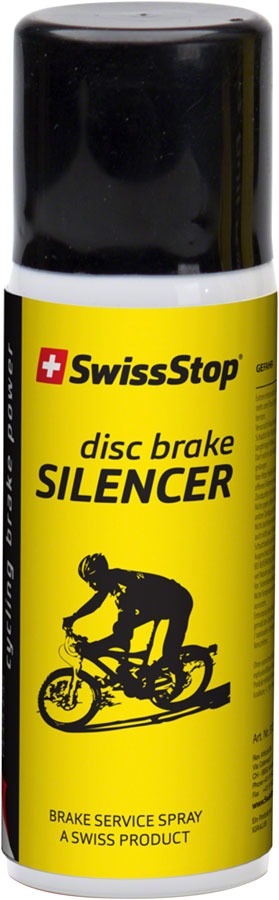SwissStop Disc Brake Silencer, 50mL Can MPN: P100002354 Degreaser / Cleaner Disc Brake Silencer