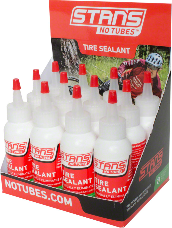 Stan's NoTubes Tubeless Tire Sealant - 2oz, 12 Pack