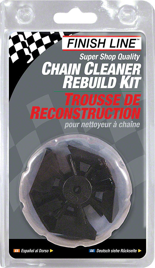 Finish Line Pro Chain Cleaner Rebuild Kit MPN: R11000101 UPC: 036121151017 Cleaning Tool Pro Chain Cleaner