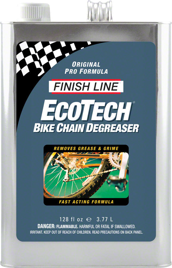 Finish Line EcoTech Degreaser, 1 Gallon MPN: ED0010101 UPC: 036121710450 Degreaser / Cleaner EcoTech Degreaser