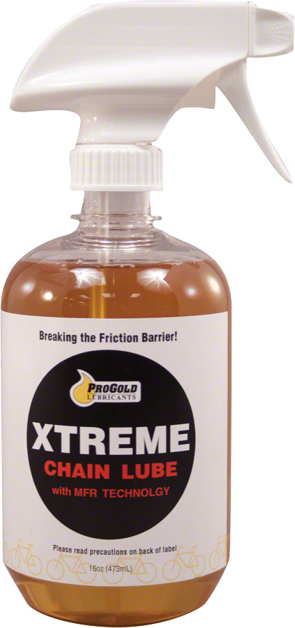 ProGold Extreme Bike Chain Lube - 16 fl oz, Pump MPN: 667516PP UPC: 711808206838 Lubricant Extreme Bike Chain Lube