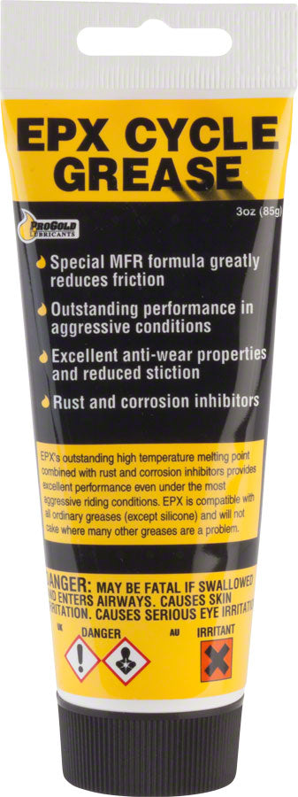 Progold EPX Grease Tube:3oz MPN: 667403PP UPC: 711808207484 Grease EPX