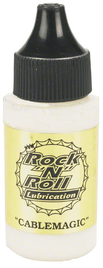 Rock-N Roll Cable Magic: 1oz MPN: MAGIC 1 UPC: 851880001072 Lubricant Cable Magic