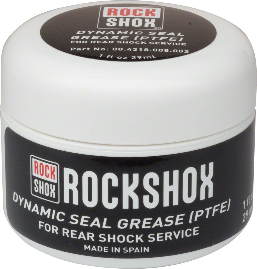 RockShox Dynamic Seal Grease - PTFE, 1oz