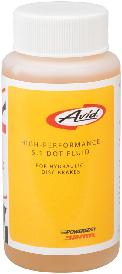 Avid / SRAM 5.1 DOT Hydraulic Brake Fluid 4oz