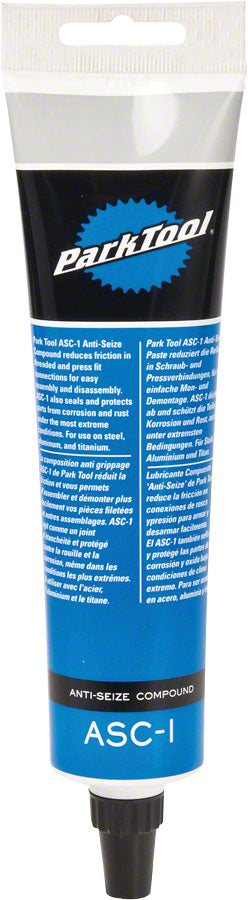 Park Tool Anti-Seize 4oz Compound MPN: ASC-1 UPC: 763477000071 Assembly Compound Anti-Seize