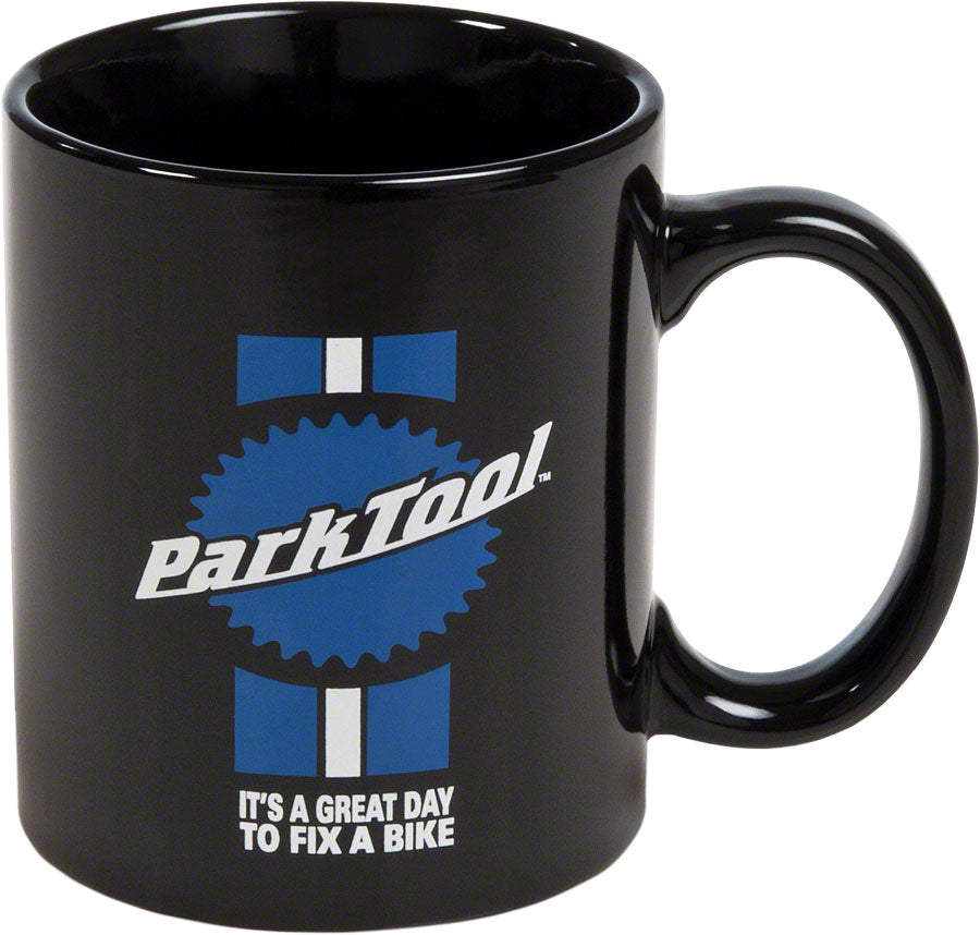 Park Tool ToolMan Coffee Mug: Black MPN: MUG UPC: 763477004659 Beverage Essentials ToolMan Mug