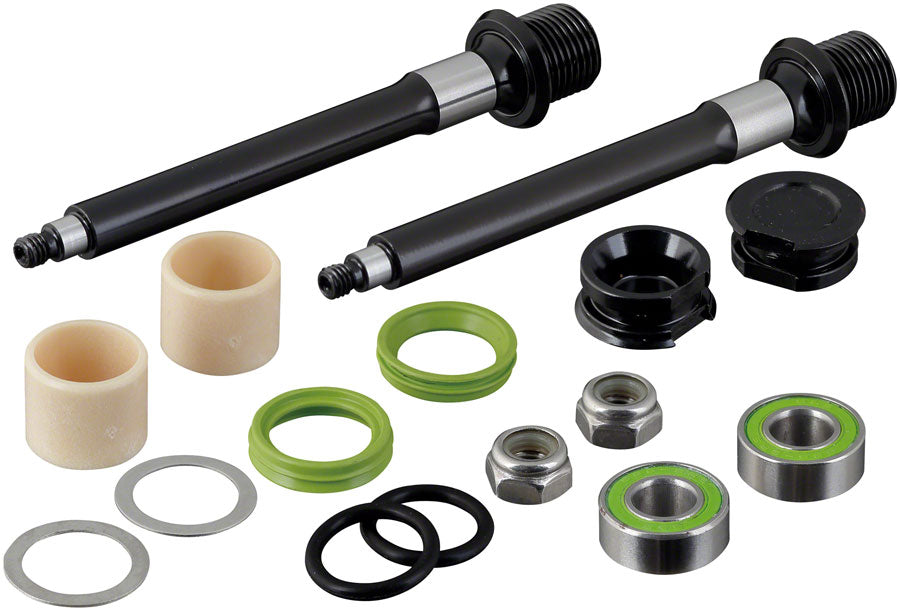 Spank Spoon 90 Pedal Axle Rebuild Kit