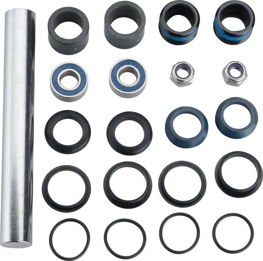 Crank Brothers Pedal Refresh Kit for 2010 - current pedal line MPN: 16051 UPC: 641300160515 Pedal Small Part Rebuild Kits