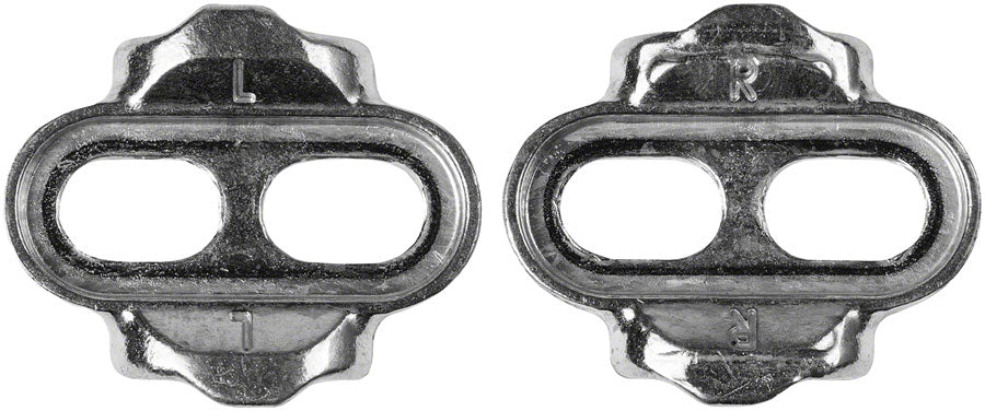 Crank Brothers Cleat Standard Release: 0 Degrees of Float
