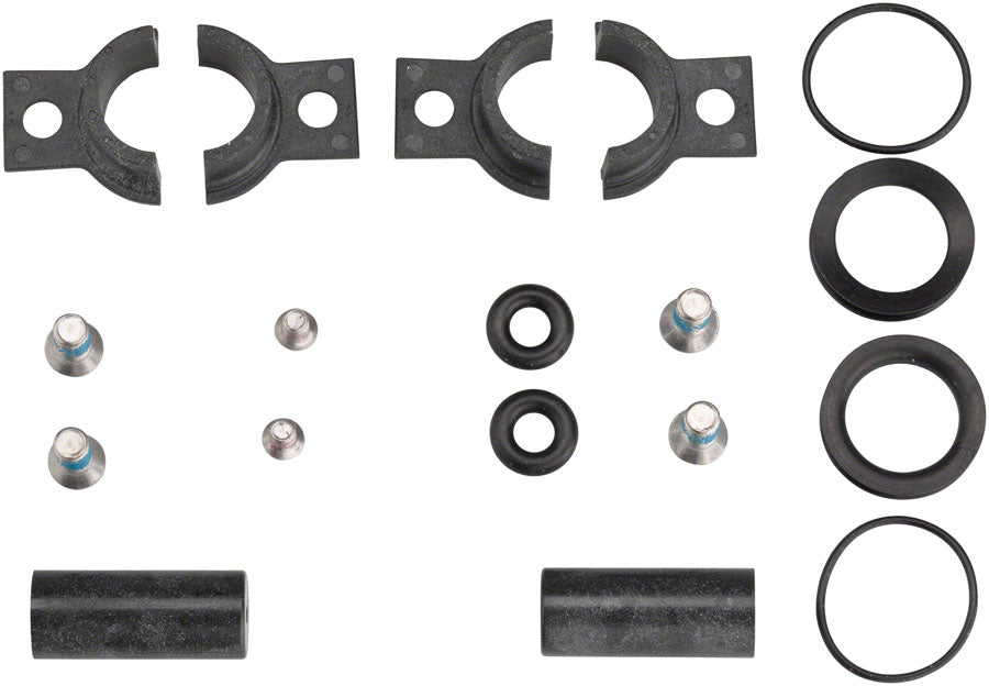 Crank Brothers Pedal Refresh Kit: Stamp 7 and 11 MPN: 16273 UPC: 641300162731 Pedal Small Part Rebuild Kits