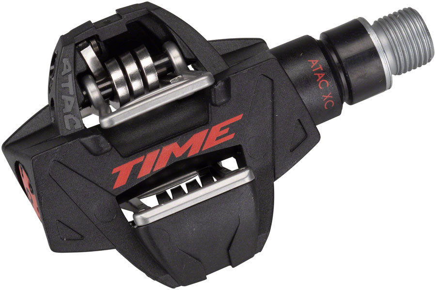 Time ATAC XC 8 Pedals - Dual Sided Clipless, Carbon, 9/16