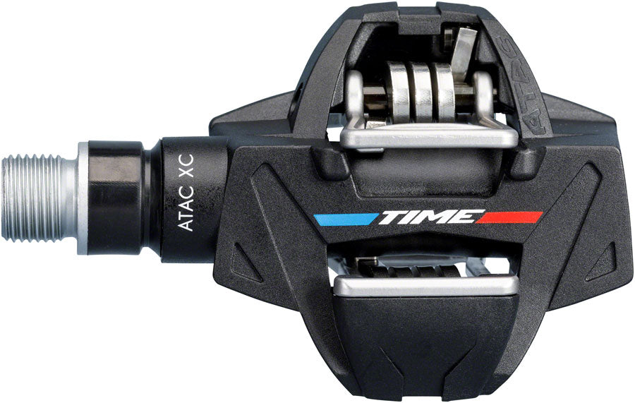 Time XC 6 Pedals - Dual Sided Clipless, Composite, 9/16