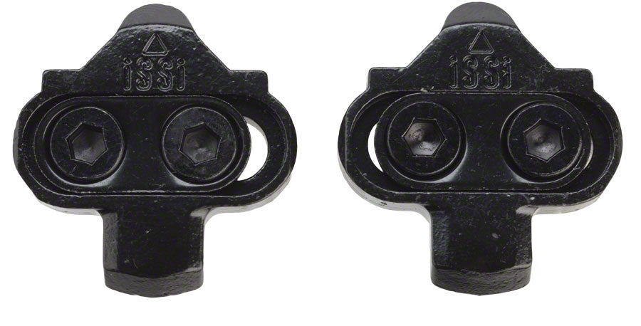 iSSi SPD Compatible Cleats, 2-Bolt, 4 degrees Float