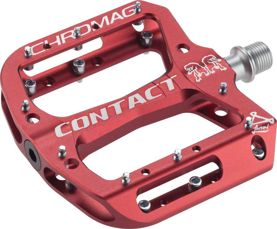Chromag Contact Pedals: 9/16