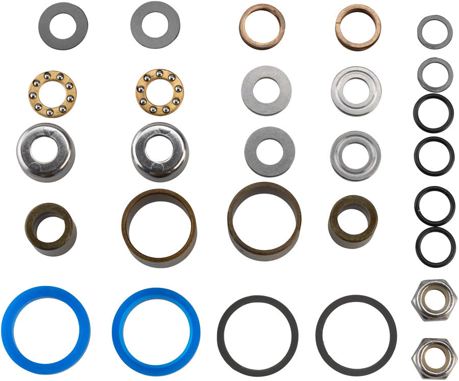 HT Components AE03 and AE05 Pedal Rebuild Kit MPN: 136EVO+AE03-011 Pedal Small Part Pedal Rebuild Kit