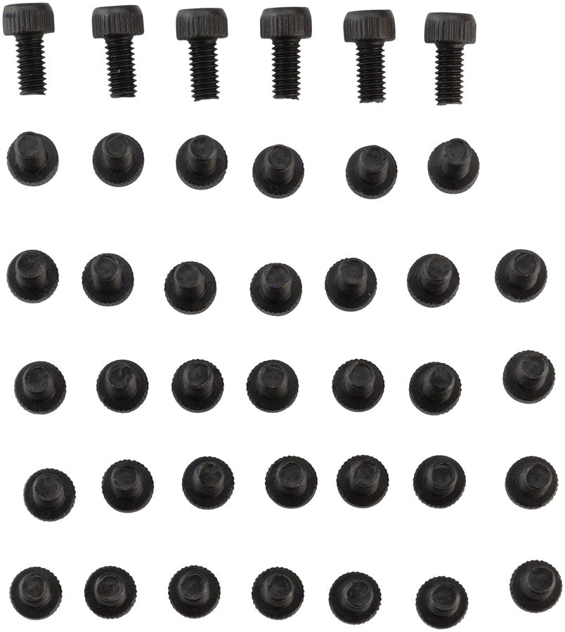 HT Components AN14A Pin Kit, Black