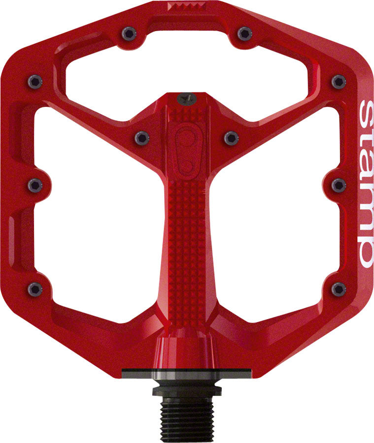 Crank Brothers Stamp 7 Small Pedals Red MPN: 16005 UPC: 641300160058 Pedals Stamp 7 Pedal