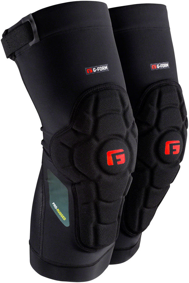 G-Form Pro Rugged Knee Pads - Black, 2X-Large