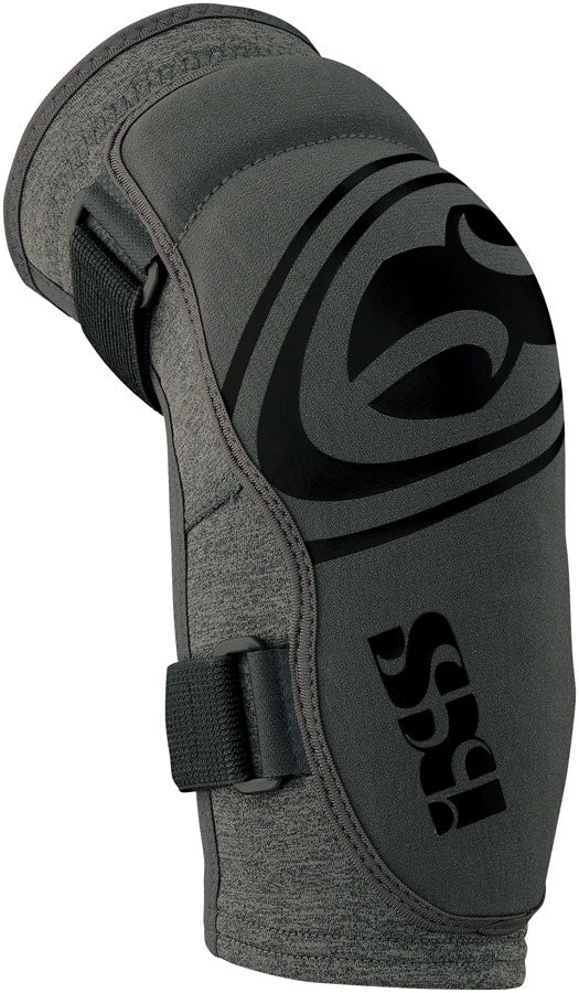 iXS Carve Evo+ Elbow Pads: Gray MD
