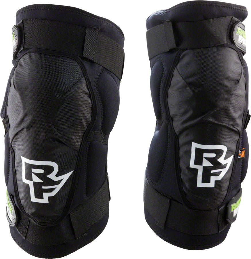 Race Face Ambush Elbow Guard: Black XL