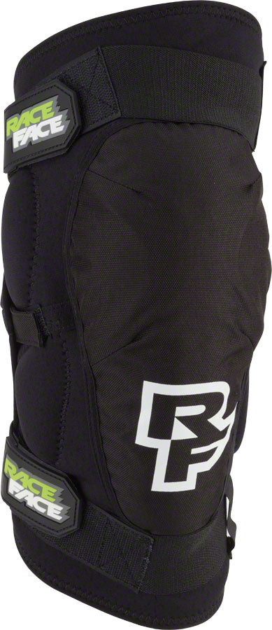 Race Face Ambush Knee Pad: Black 2XL