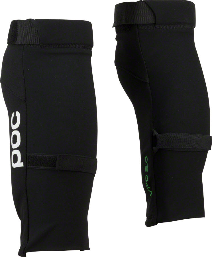 POC Joint VPD 2.0 Long Knee Guard: Black LG - Leg Protection - Joint VPD 2.0 Downhill Long Knee