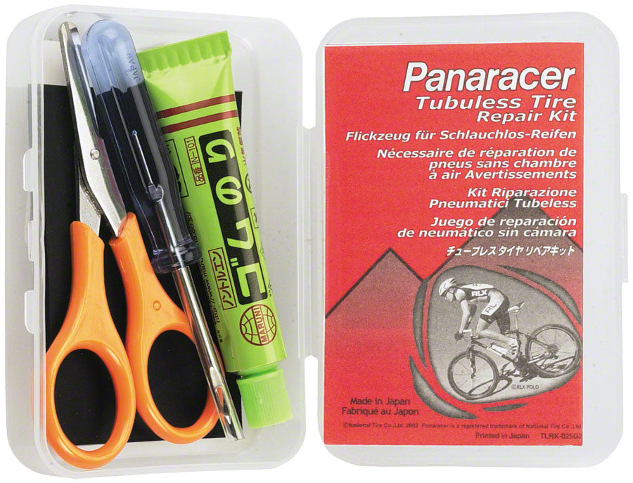 Panaracer Tubeless Patch Kit