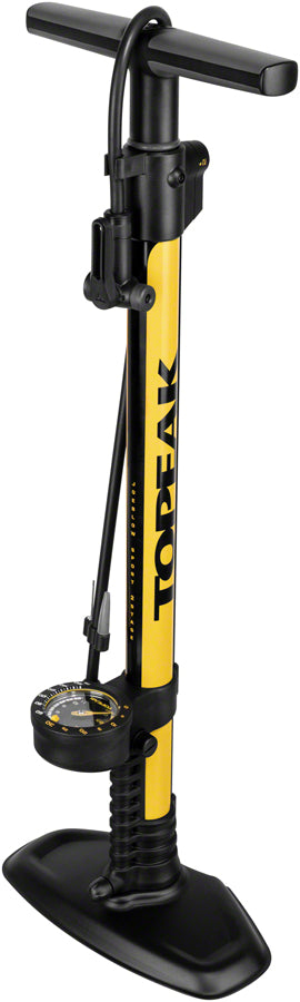 Topeak JoeBlow Sport 2Stage Floor Pump - 160psi / 11bar 3