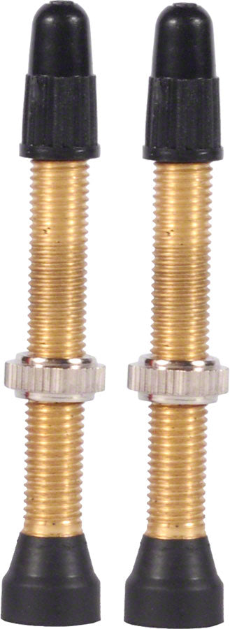WTB Brass TCS Valve 34mm Pair