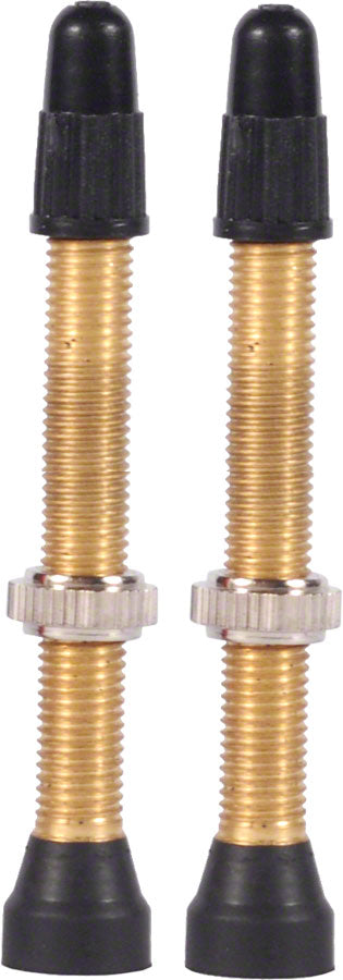 WTB Brass TCS Valve 46mm Pair