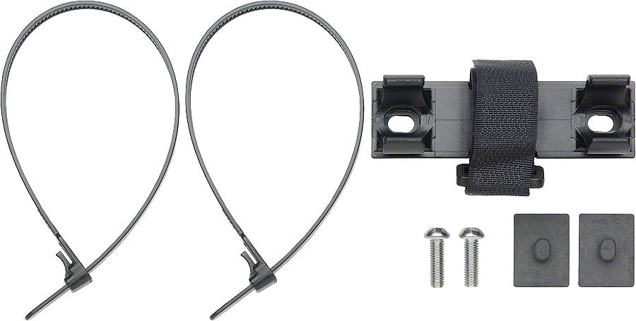 Topeak Mount Kit for Mountain Morph Pump MPN: TMP-2C-1 UPC: 883466007949 Pump Part Mini Pump Brackets