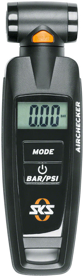 SKS Airchecker Digital Display Pressure Gauge: Presta and Schrader MPN: 10001 Pressure Gauge Airchecker