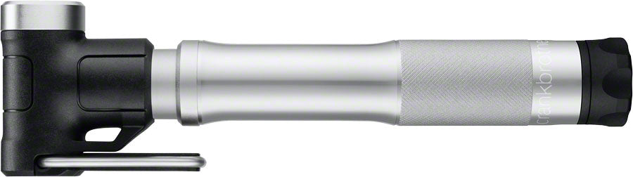 Crank Brothers Sterling S Premium Short Pump: Silver