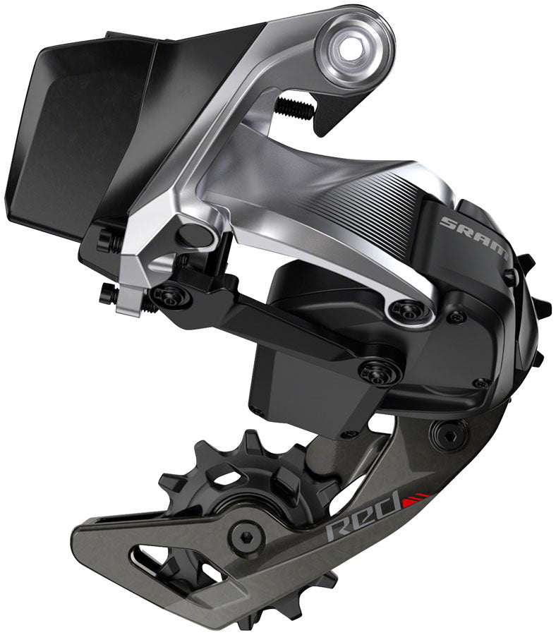 SRAM RED eTap Rear Derailleur - 11-Speed, Short Cage, Black, A2