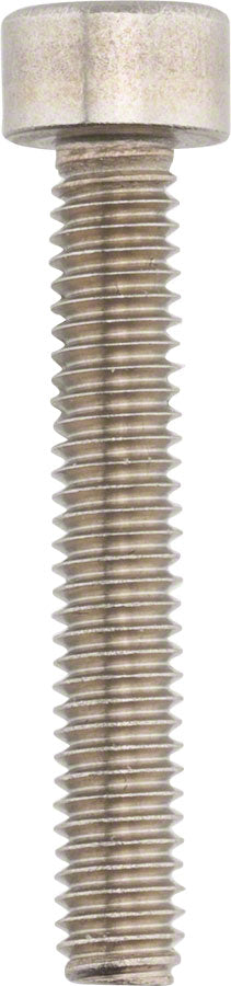 Wolf Tooth 25mm long B-Screw for adapting old deraileurs when using a GC cog MPN: BSCREW25 UPC: 812719020152 Range Extending Cassette Cogs Extended B-Limit Screw
