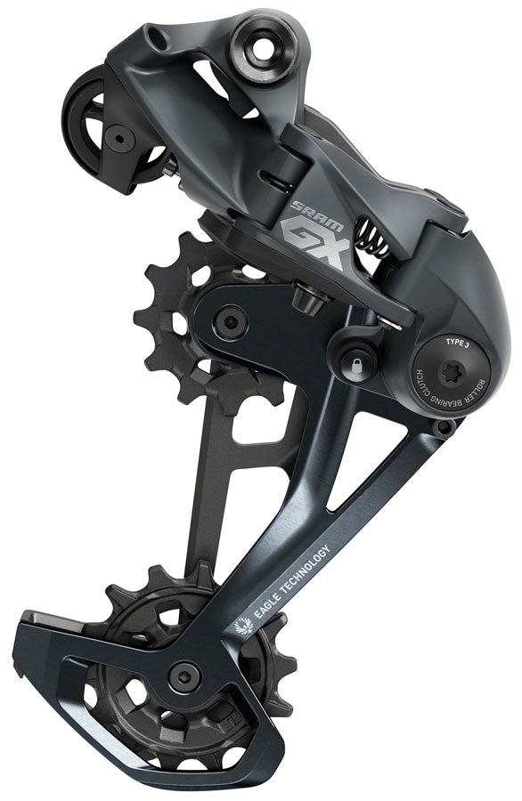 SRAM GX Eagle Rear Derailleur - 12 Speed, Lunar Max 52T 520% Range